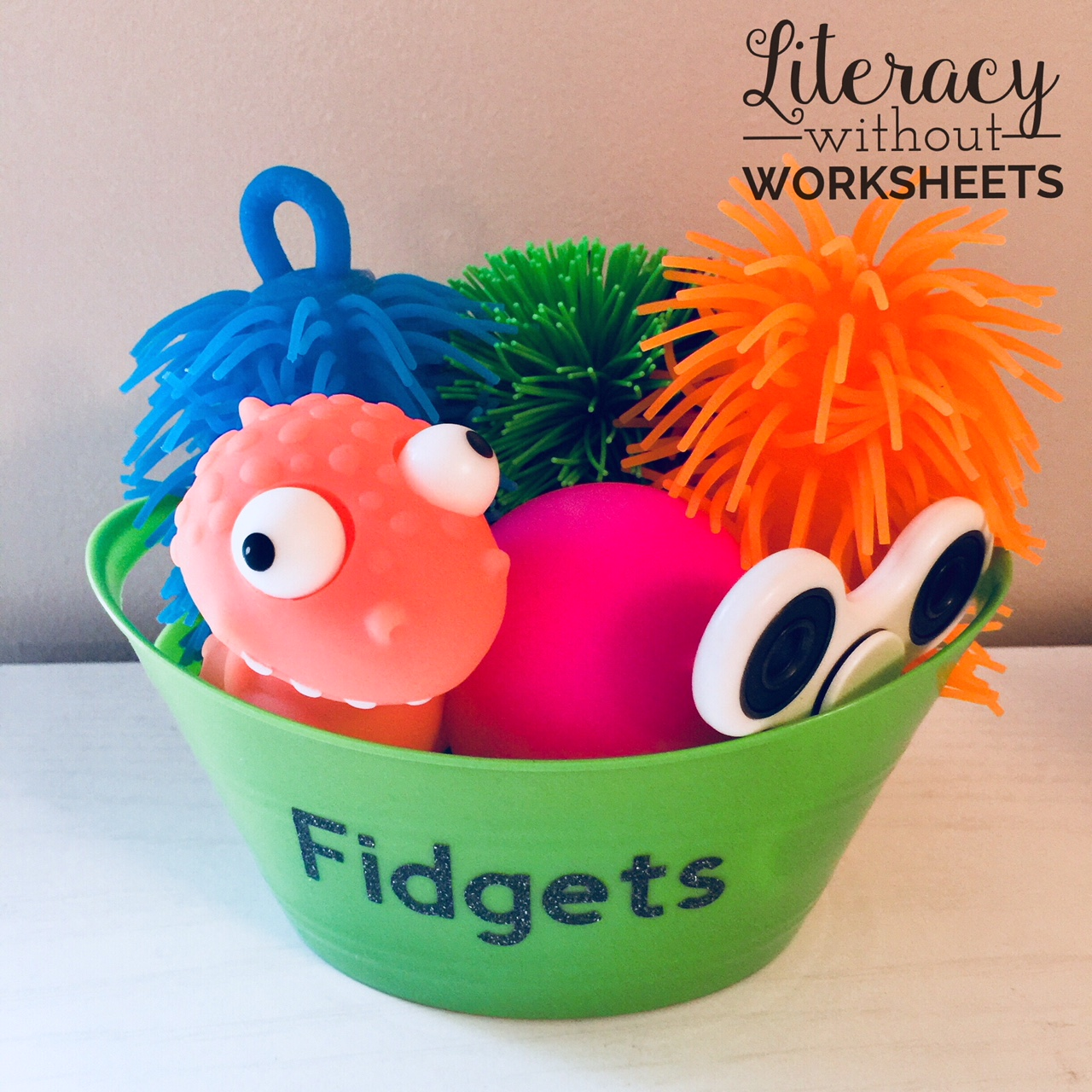 Fidgets In The Classroom