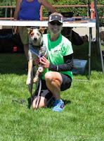 DDoGG: Novice Division (Toss and Catch): 3rd - Handler: Amy Simmons