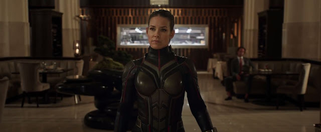 wasp in ant man