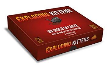 [Recensione] Exploding Kittens