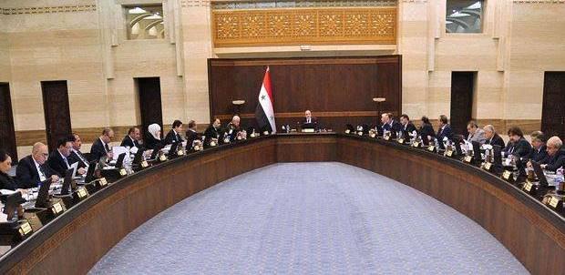 مجلس الوزراء يناقش المسودة الأولية لمشروع قانون الاستثمار الجديد