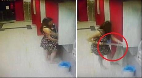 Polícia Civil divulga vídeo de ladra furtando depósitos em agência bancária de Maceió (AL)