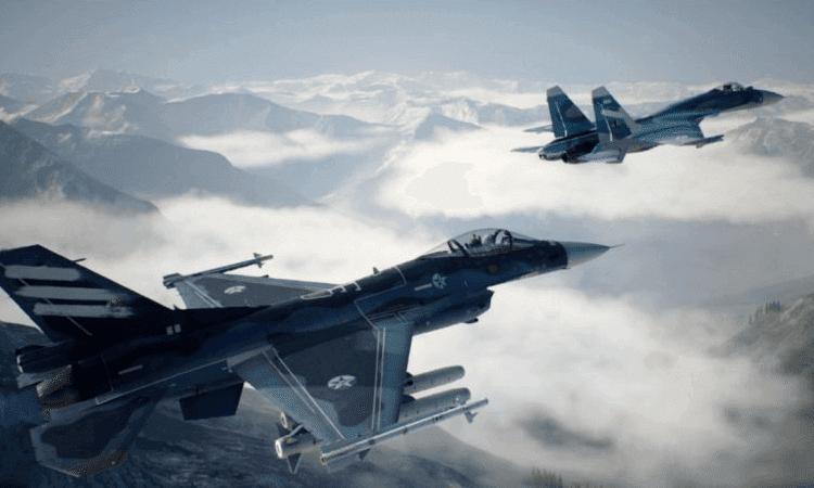 تحميل لعبة Ace Combat 7 Skies Unknown برابط مباشر للكمبيوتر