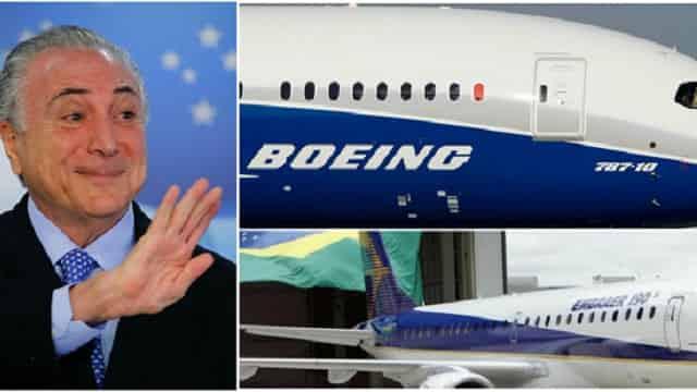 Boeing do Brasil