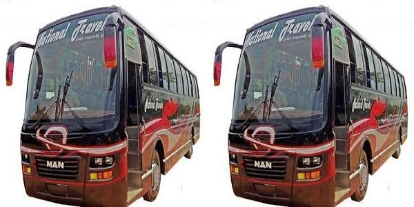 National Travels Bus Service Contact Information