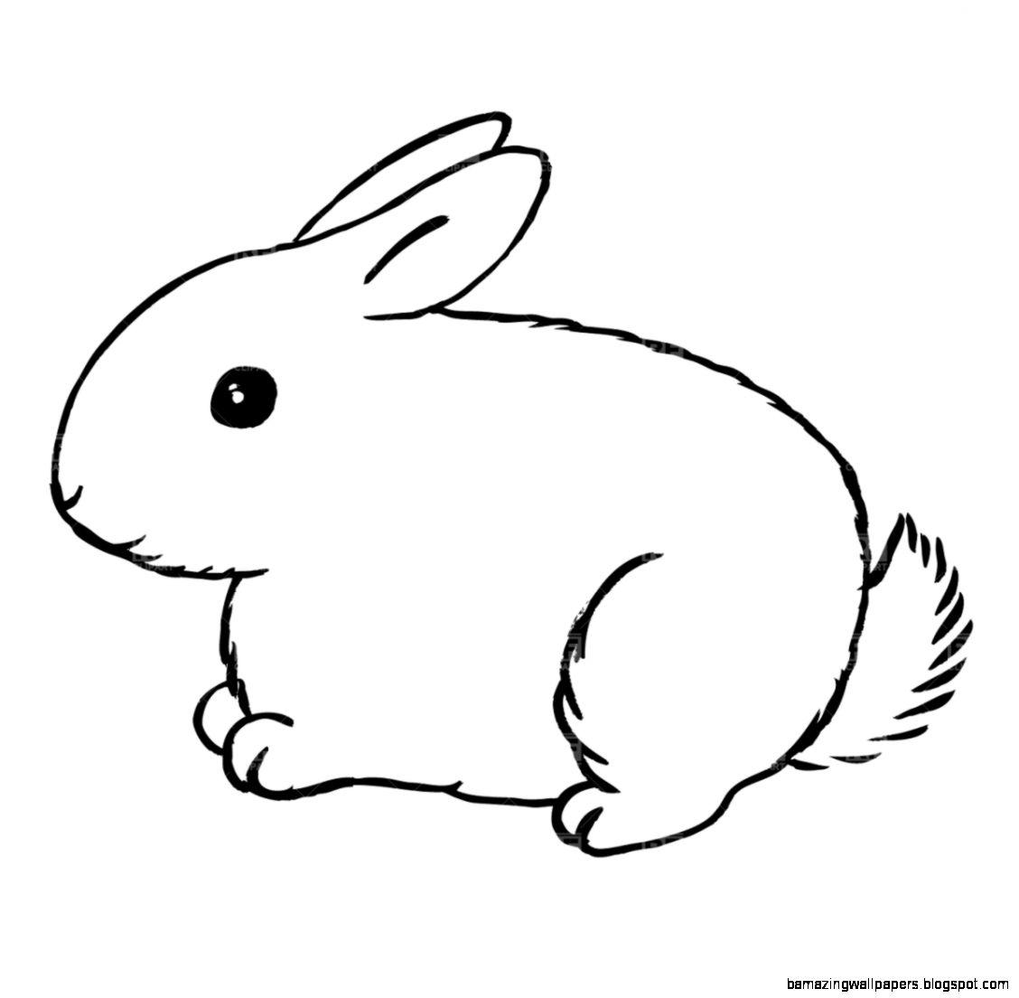 Rabbit Clip Art | Amazing Wallpapers (1128 x 1104 Pixel)