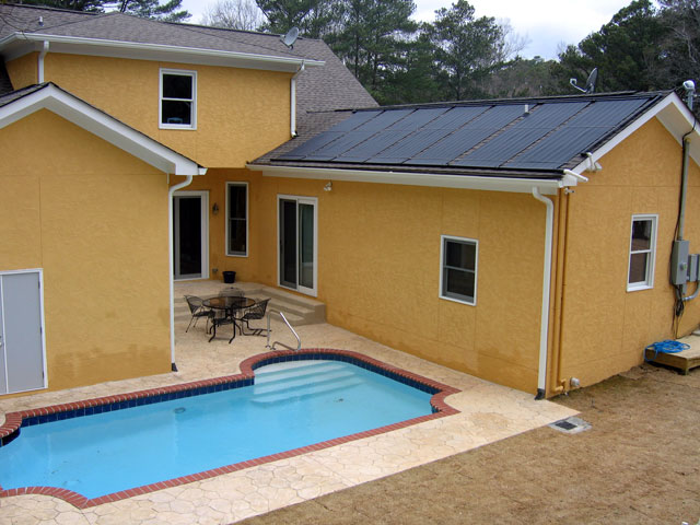 Solar Pool Heating Company How You Can Make A Heated Swimming Pool At Your Home