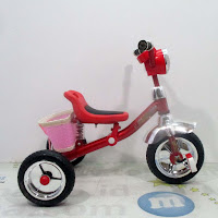 mommy tc303 suspensi bmx tricycle