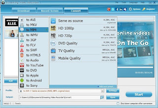 Apowersoft Streaming Video Recorder 6.4.3 Full indir