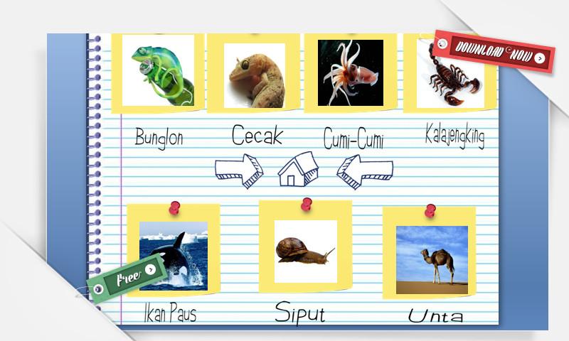 Bahan ajar Media Pembelajaran IPA SD Kelas 3, 5, 6 dengan Power Point (PPT)