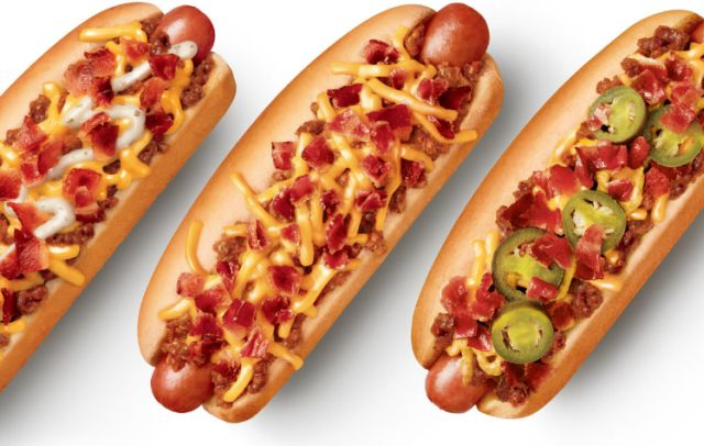Hot Dogs And Chill Cheese Coney