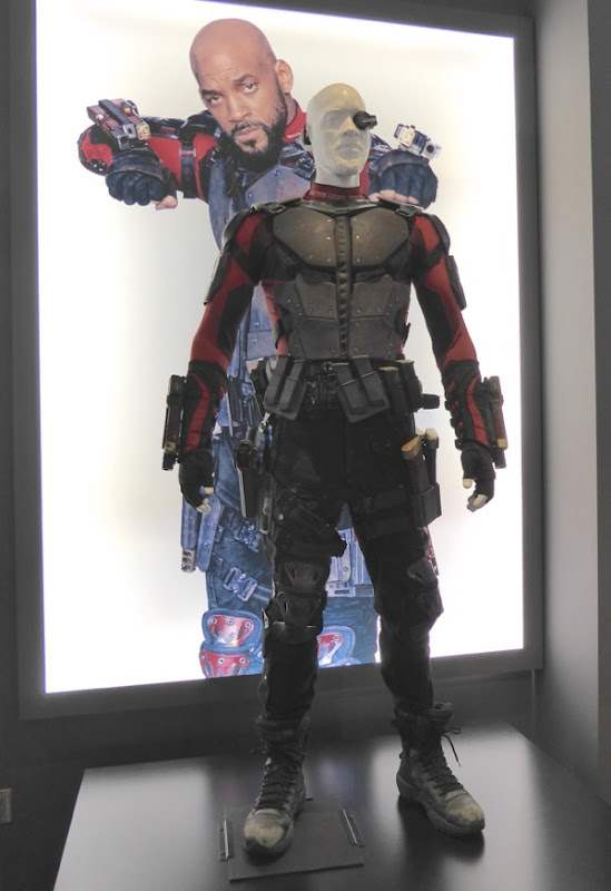 Will Smith Deadshot Suicide Squad movie costume