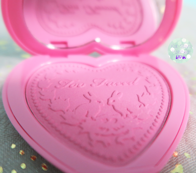 The Sweeter Side of Sexy - Too Faced Love Flush: Justify My Love | Kat Stays Polished