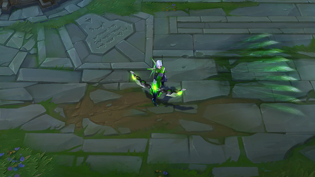 Ashe Project Green