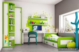 Modern Children's Rooms 66