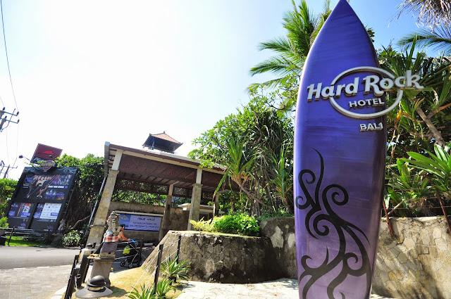 Hard Rock Hotel Bali: Hotel Hard Rock Pertama di Asia
