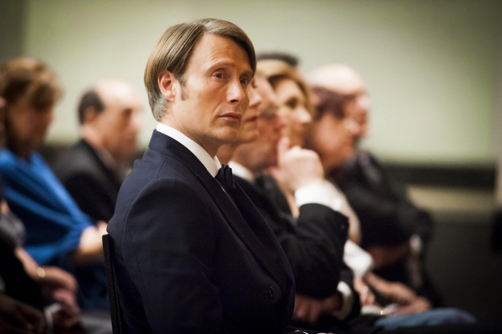 Mads Mikkelsen segunda temporada Hannibal Lecter