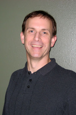 Photo of David Bradford, Digital Resources Coordinator