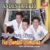 Andesta Trio - Mangalului Rokkap
