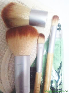 Ecotools 5 Pc Brush Set Review