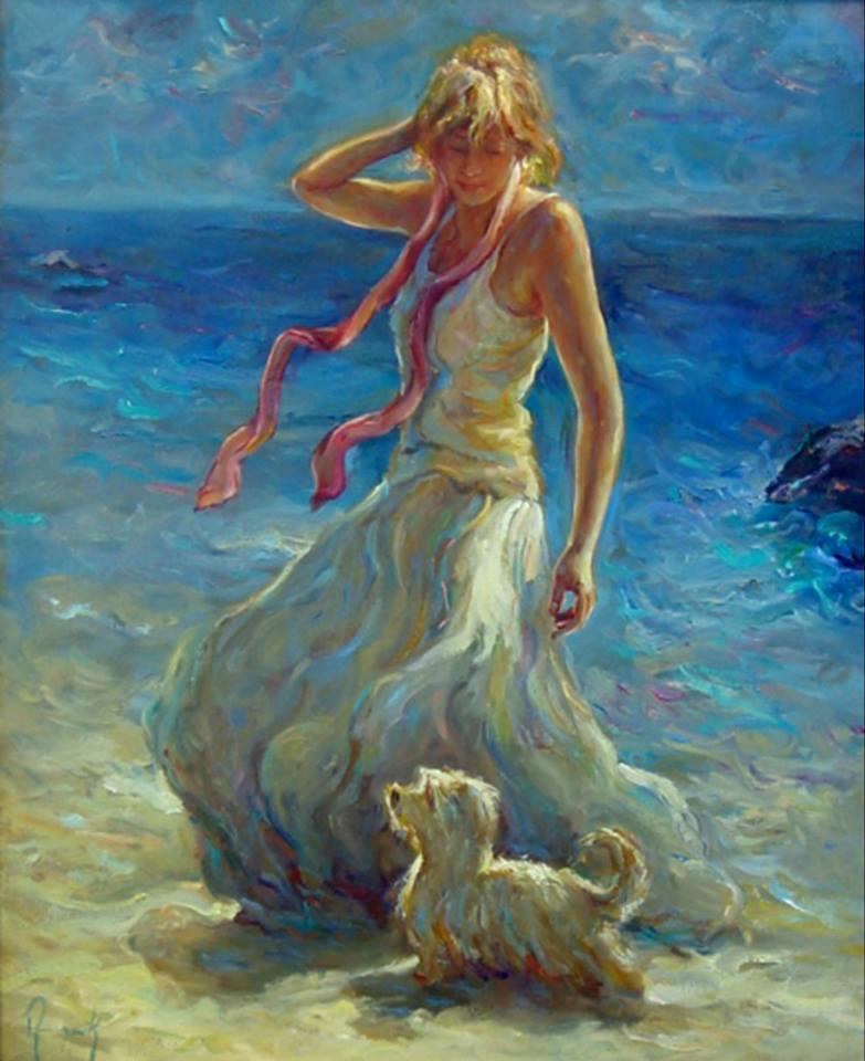 Pinturas de Armik Malekian ~ figurativa