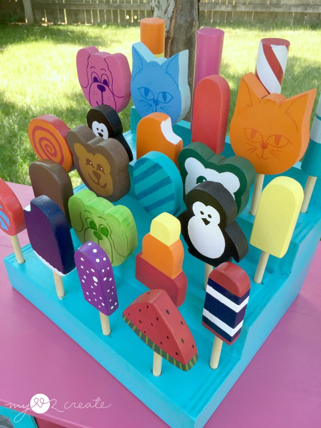 DIY Frozen Treats, MyLove2Create
