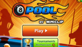 Play 8 Ball Pool Online - BAD-E-SABA Games Online
