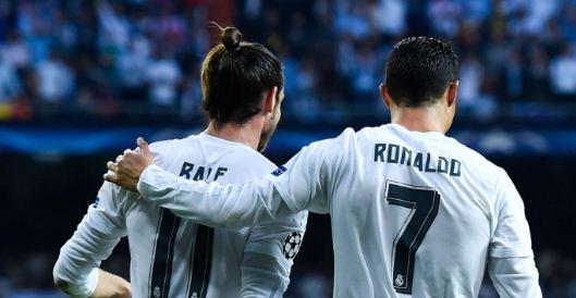 Transfer Manchester United: Ronaldo & Bale Masuk