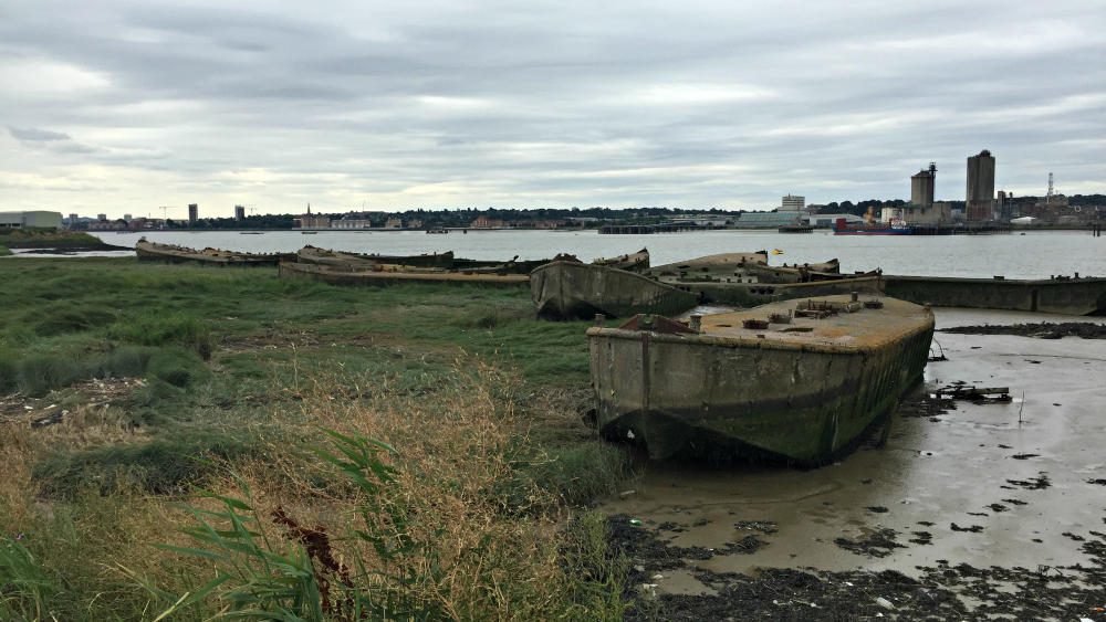 Purfleet point park reserve