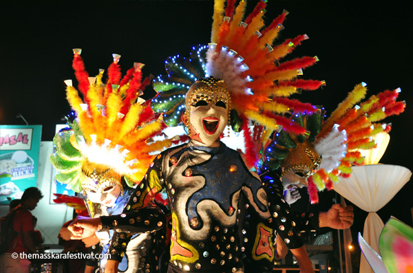 Electric MassKara Party