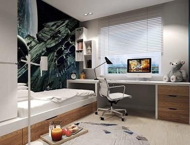 Dormitorios juveniles para chico var n dormitorios - Habitaciones juveniles para chico ...