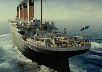 Путешествие к месту гибели Титаника