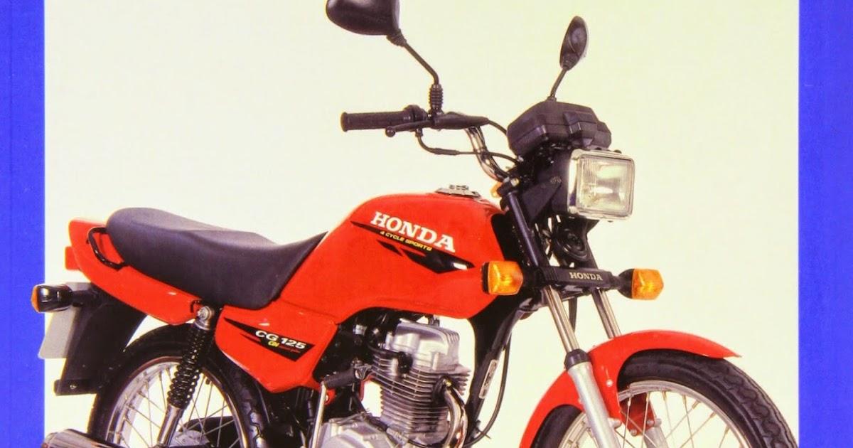 Honda CG 125 Owner Blog : Honda CG 125 Blog Index Contents