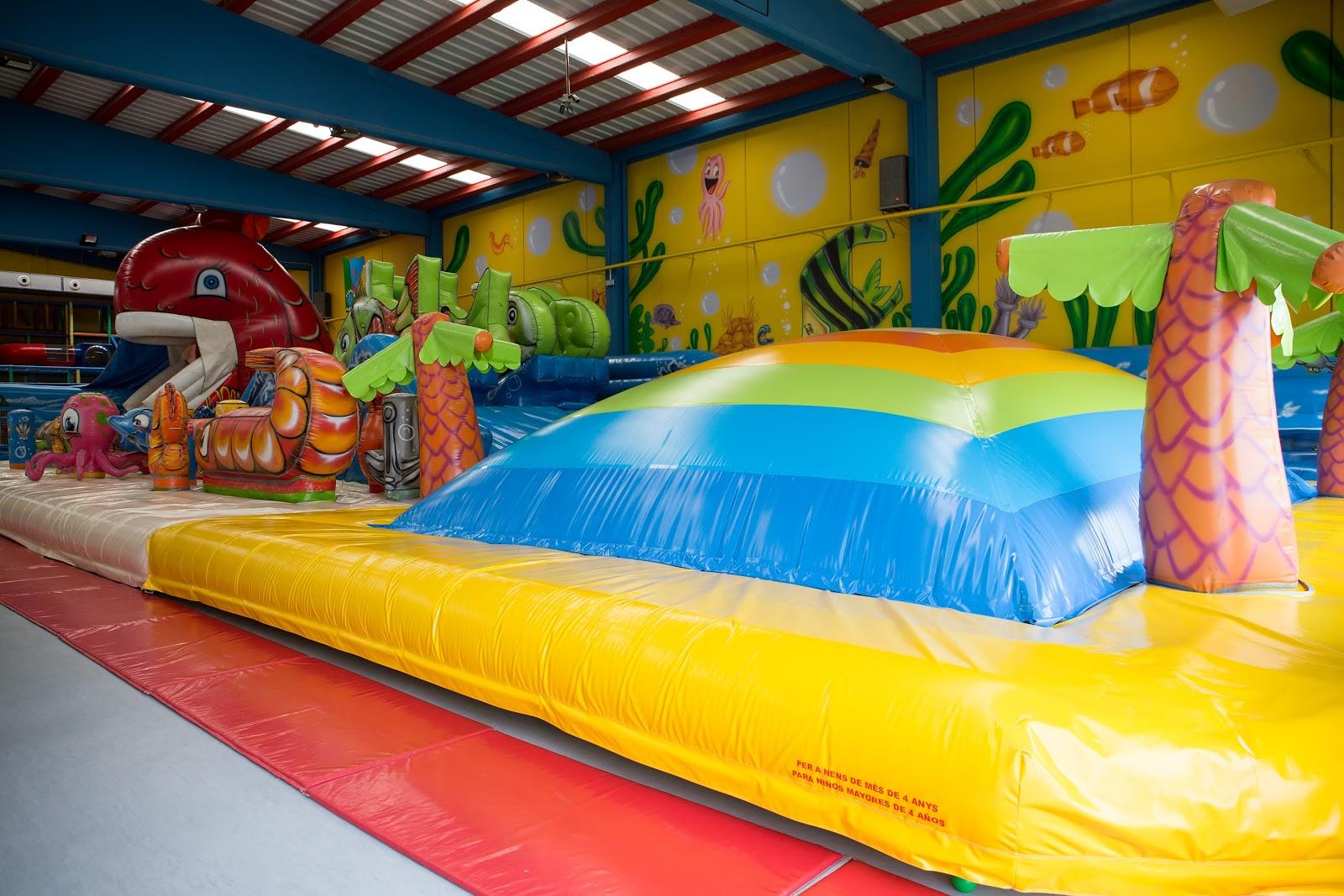 Закрытые детские развлекательные центры Коста-Брава