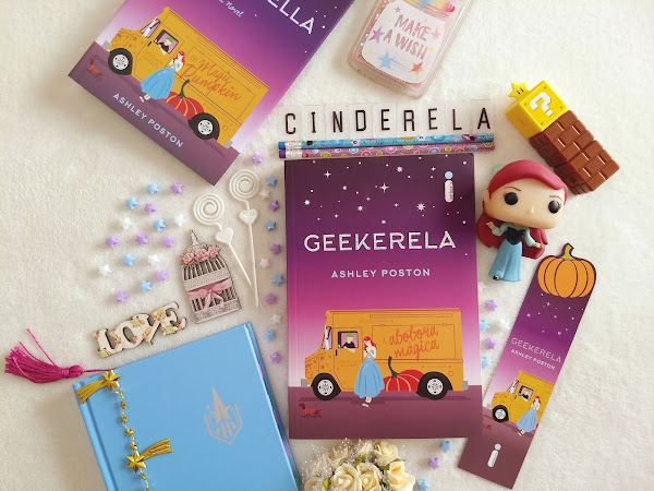 Geekerela, de Ashley Poston