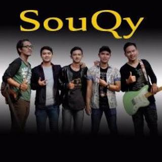Lirik Lagu Cinta Dalam Doa SouQy Band