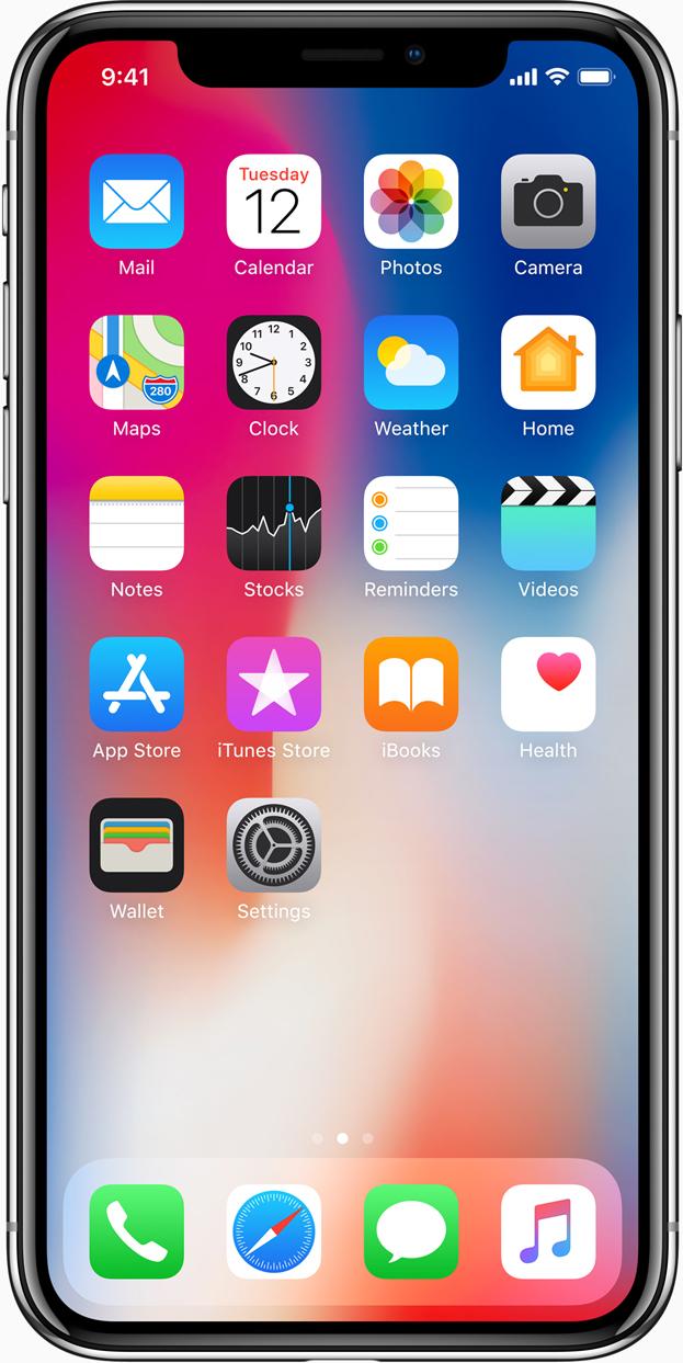 iphone x release date 2018
