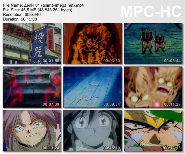 Zenki 01 capturas