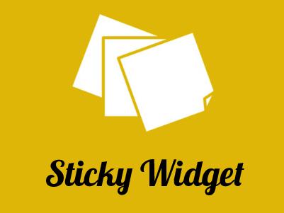 Hướng dẫn cách giữ cố định phần tử khi cuộn chuột với Sticky và Collapse cho Blogspot