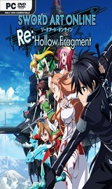 Sword Art Online Re Hollow Fragment - Sword Art Online Re Hollow Fragment-SKIDROW