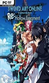Sword Art Online Re Hollow Fragment - Sword Art Online Re Hollow Fragment-SKIDROW