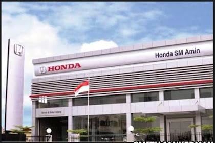 Lowongan Kerja Pekanbaru : Honda SM Amin September 2017