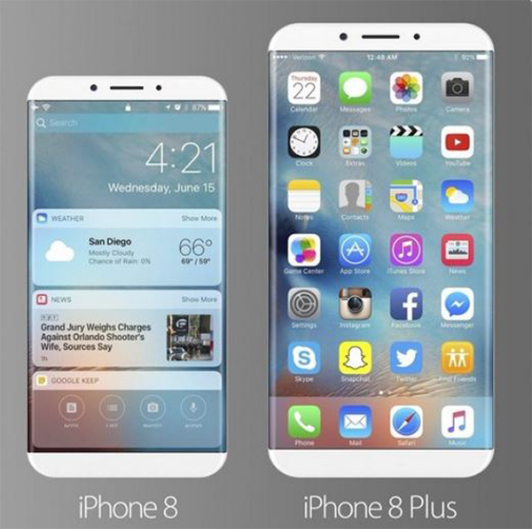 Advantages and Disadvantages of iPhone 8 and iPhone 8 Plus Complete
