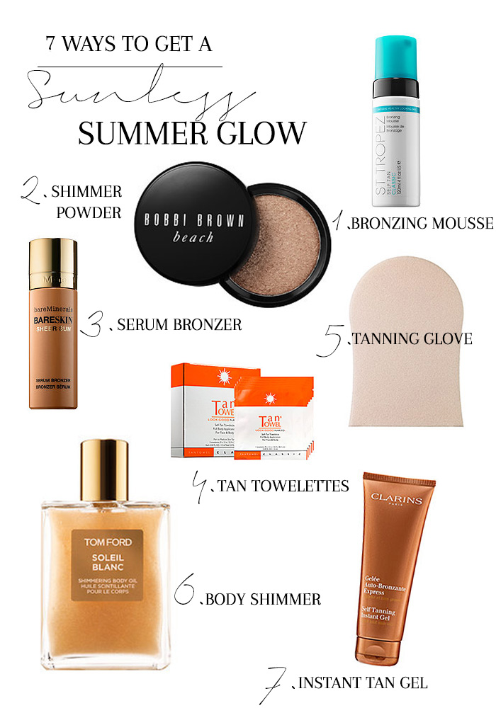 skincare, sun protection, tan, tanning, best, products, how to, Bobbi Brown Beach, Tan Towels, Sephora, Beauty, Blogger, St Tropez, lotion, Clarins, Tom Ford, Soleil, Bare Minerals, melanoma, skin cancer, avoid