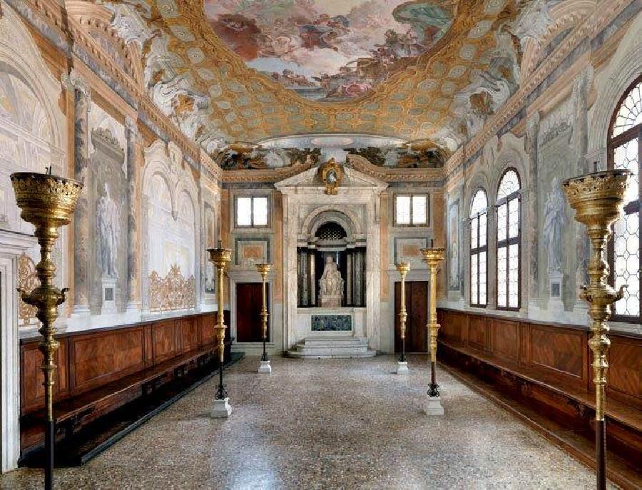 Chiesetta del Doge, Palazzo Ducale, Venice