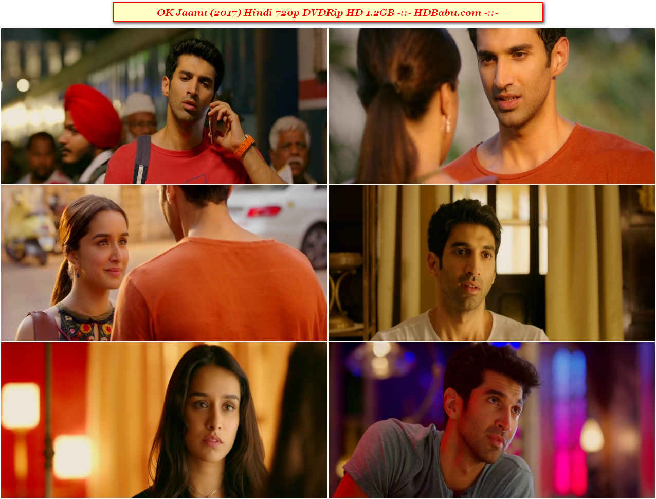 OK Jaanu Movie Download