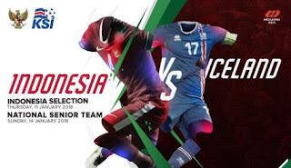 Timnas Indonesia vs Islandia Kemungkinan Besar Digelar di SUGBK