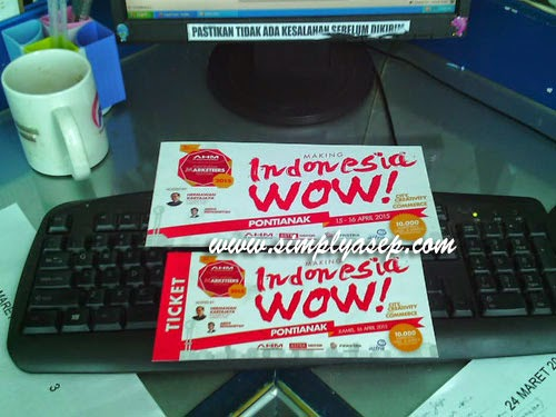 Tiket Indonesia Marketeers Festival