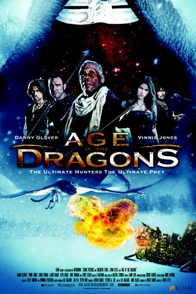 Age Of the Dragons DVD Full Latino