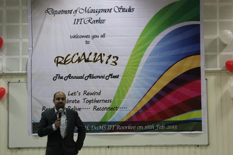 iit alumni meet 2013 nba